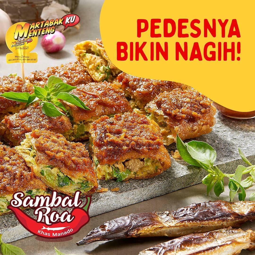 Pedas Nampol! 5 Martabak Topping Samyang dan Ayam Geprek