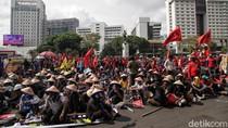 Ancam Geruduk DPR, Buruh Desak Omnibus Law Dibatalkan Lewat Cara Ini
