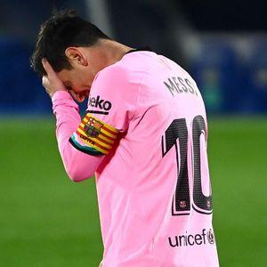 Messi di Barcelona Saat Ini: 360 Menit untuk Satu Gol Penalti