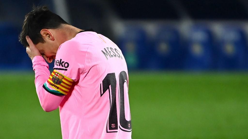 Bartomeu Blak-blakan soal Keinginan Pergi Lionel Messi