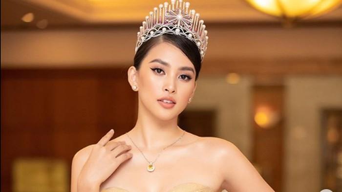 Tran Tieu Vy, Miss Vietnam 2018