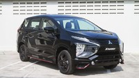 Mitsubishi Xpander Terbaru Meluncur, Segini Harga Mobil Bekasnya di Pasaran
