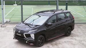 Melihat Lebih Dekat Mitsubishi Xpander Black Edition