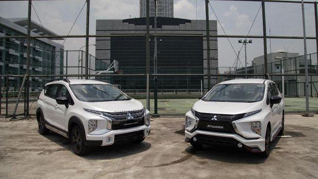 Mitsubishi Xpander Black Edition dan Mitsubishi Xpander Cross Rockford Fosgate Black Edition