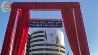 Ternyata, Ini Makna Nama Jalan Presiden Joko Widodo di Abu Dhabi