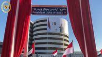 Nama Jalan Jokowi di Abu Dhabi, Moeldoko: Tak Ubah Sikap terhadap Palestina