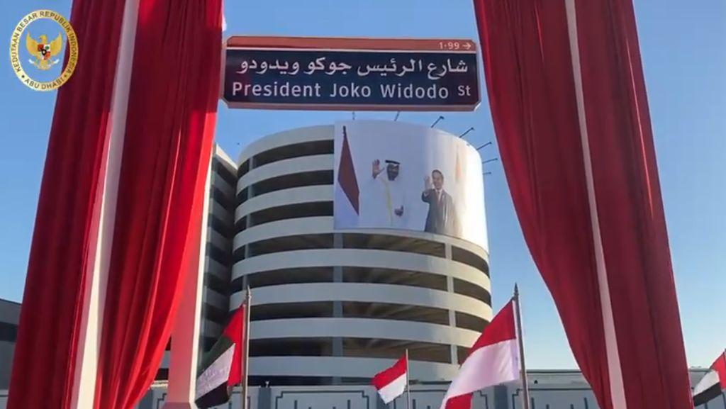UEA Juga Akan Bangun Masjid Presiden Joko Widodo di Abu Dhabi