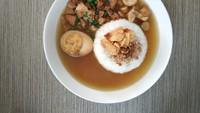 Resep Nasi Bakmoy Ayam yang Manis Gurih