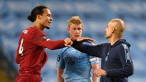 Guardiola Tak Senang Lihat Van Dijk Absen Lama