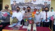 Polisi Kembali Tangkap 2 Pembobol ATM-Minimarket di Banyuasin Sumsel