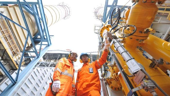 PT Perusahaan Gas Negara Tbk (PGN) melakukan realisasi harga gas bumi US$ 6 per MMBTU pada tujuh sektor industri tertentu untuk mendukung daya saing industri.