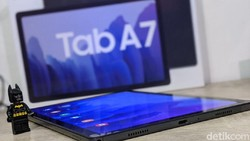Unboxing Galaxy Tab A7, Tablet Menengah Kelas Wah