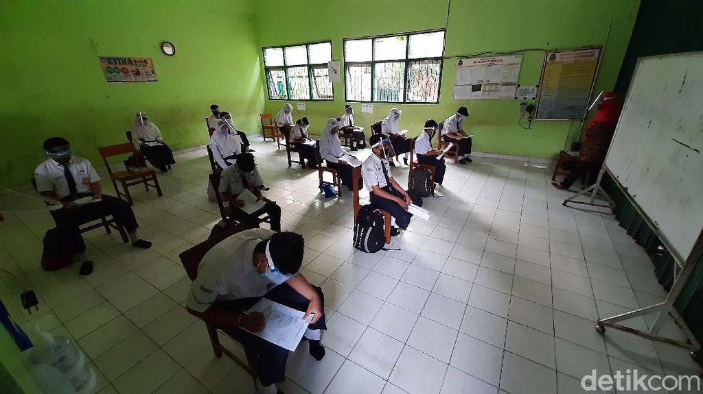 7.751 Siswa di Cianjur Putus Sekolah Selama Pandemi Corona