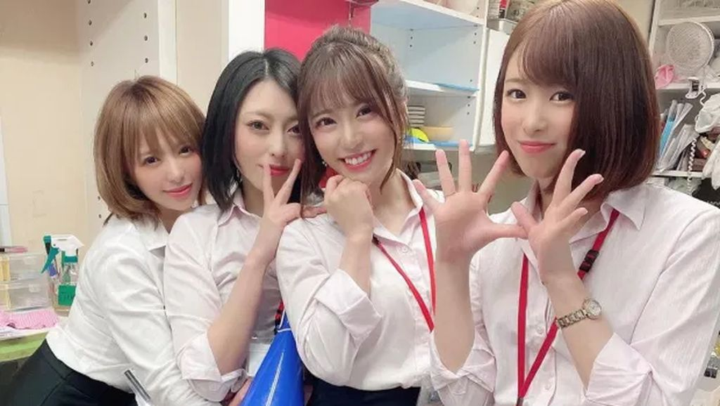 Jepang Buka Taman Bermain Khusus Dewasa, Bisa Jumpa Fans dengan Bintang Porno