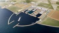 Terowongan Fehmarnbelt akan dibangun di seberang Fehmarn Belt, selat antara Pulau Fehmarn di Jerman dan Pulau Lolland di Denmark.