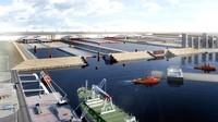 Keberadaannya dirancang sebagai jalur alternatif layanan feri saat ini dari Rødby dan Puttgarden, yang membawa jutaan penumpang setiap tahun. Pelabuhan baru sedang dibangun di Rødbyhavn, di Lolland. Pada awal 2021 sebuah pabrik akan dibangun di belakangnya dengan enam jalur produksi untuk merakit 89 bagian beton besar yang akan membentuk terowongan.