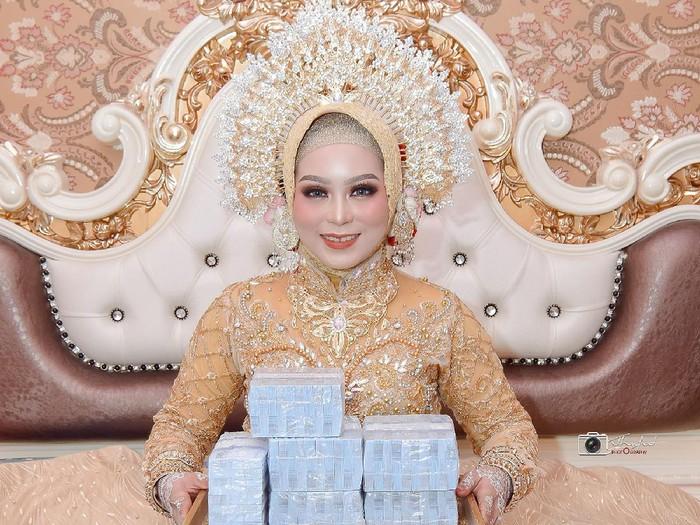 Pernikahan viral mahar fantastis di Jeneponto
