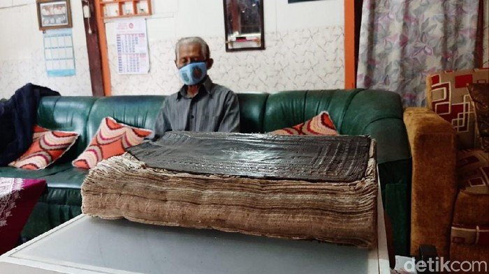 Alquran Berumur 1 Abad di Gunung Kidul