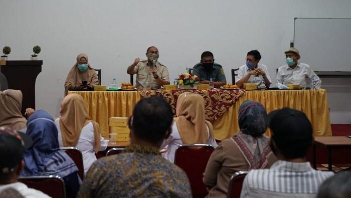 Andre Rosiade di Lolong Belanti Padang Utara/Dok Gerindra Sumbar