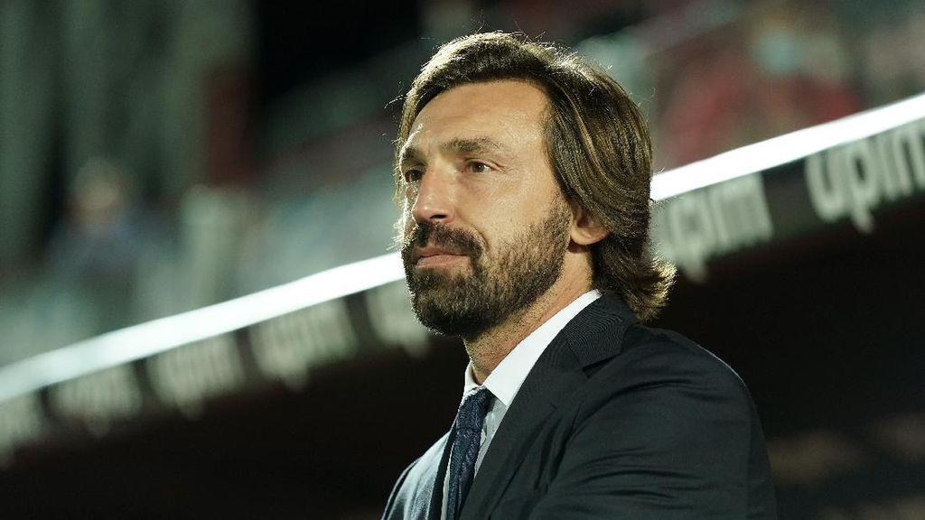 Pirlo, Pelatih Juventus dengan Start Terburuk dalam 10 Tahun Terakhir