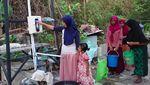 Bantuan Akses Air Bersih Berbasis Teknologi Smart Water di Madura