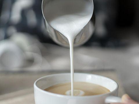 Beda cappuccino basah dan kering