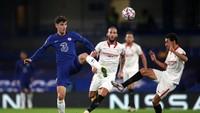 Babak Pertama Chelsea Vs Sevilla Masih Imbang 0-0