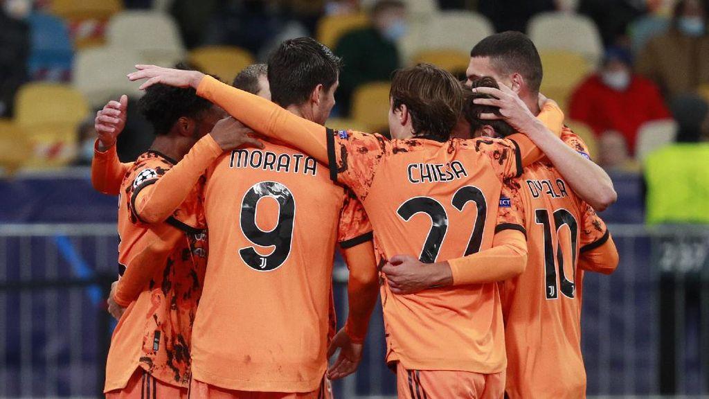 Juventus Vs Barca: Bianconeri Buru Kemenangan ke-100 di Liga Champions