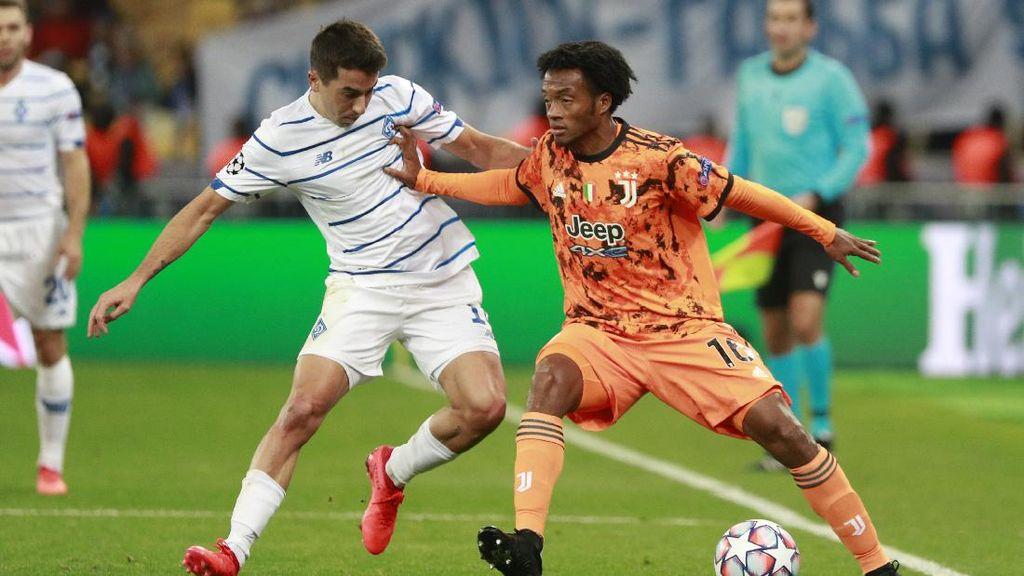 Dynamo Kiev Vs Juventus Imbang Tanpa Gol di Babak Pertama