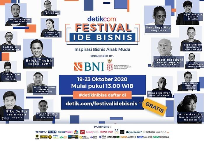 Festival Ide Bisnis
