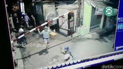 Serang Warga-Rusak Motor, Gerombolan Bercelurit di Bogor Ditangkap!