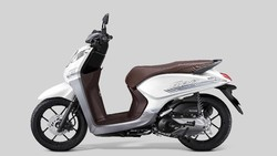 Honda Genio Punya Baju Baru Warnanya Makin Mewah