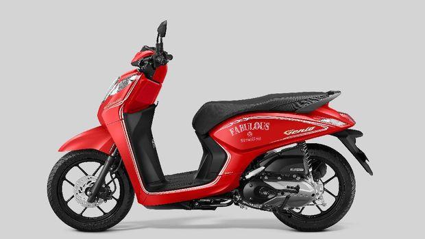 Grafis baru Honda Genio