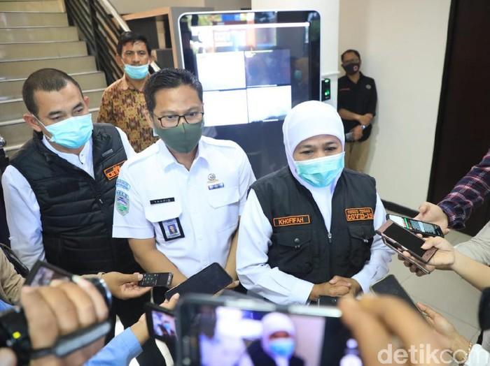 Kepala Stasiun Meteorologi Maritim Tanjung Perak Surabaya, Taufiq Hermawan mengimbau warga waspada dampak La Nina. Salah satu dampaknya yakni puting beliung.
