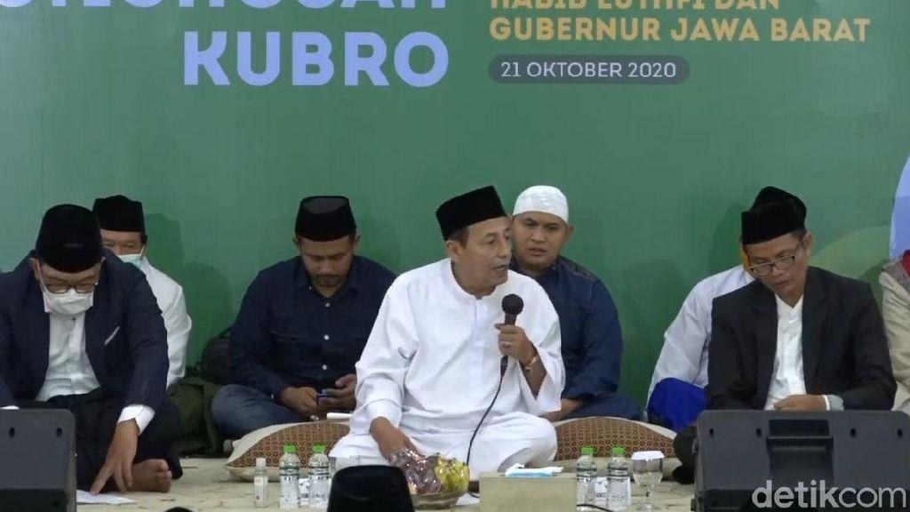 Habib Luthfi Analogikan Indonesia dengan Sebutir Nasi