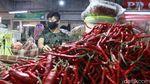 Harga Cabai di Bandung Pedas Banget