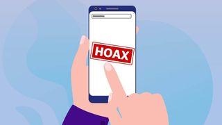 Langkah Tangkal Hoax soal COVID-19