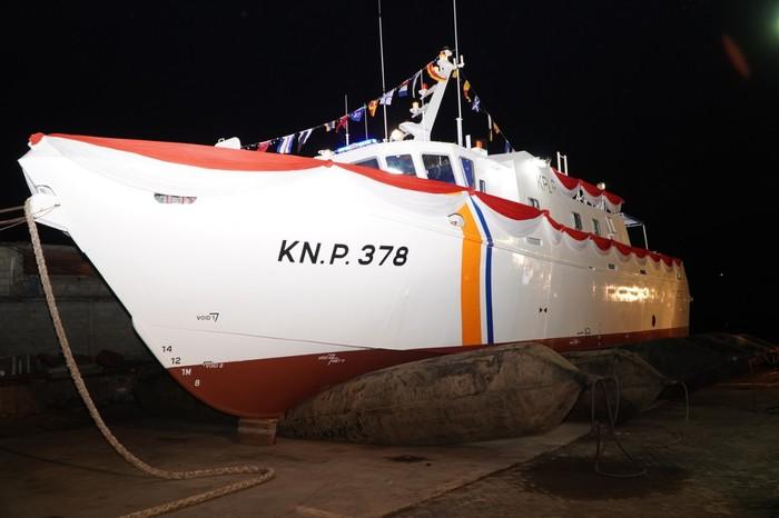 Kapal Patroli KNP 378