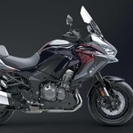 Kawasaki Versys 1000 S Meluncur, Dapat Upgrade Besar