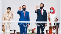 Kunjungan PM Jepang ke Indonesia Bikin China Waspada