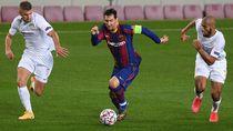 Gol-gol Messi Baru Cuma dari Titik Penalti