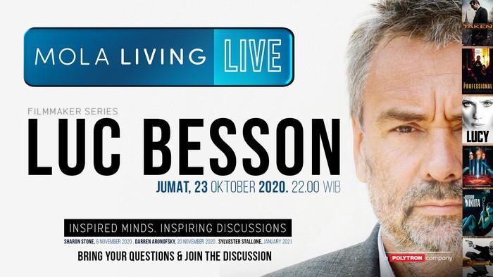 Luc Besson di Mola TV