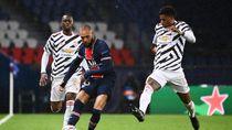 Man United Layak Menang atas PSG karena Hal Ini