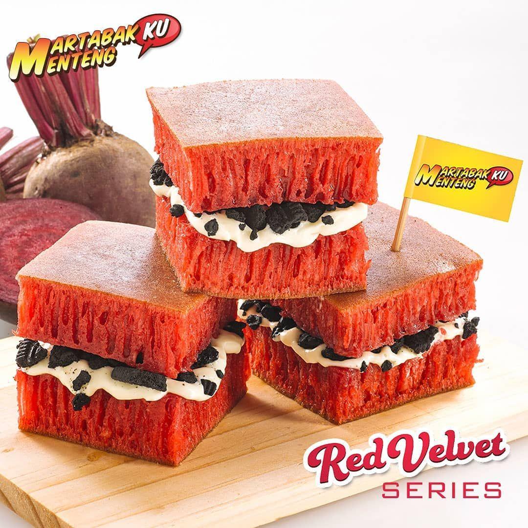 Martabak Red Velvet