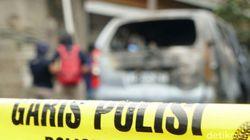 Polisi Temukan Selotip di Tangan Mayat Wanita Terbakar dalam Mobil Sukoharjo