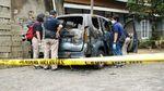 Mayat Wanita Ditemukan Terbakar di Dalam Mobil