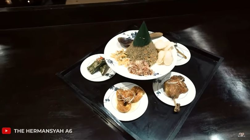 Ashanty Cicip Nasi Goreng Satu Juta