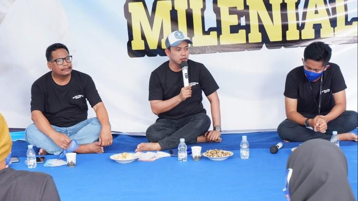 Pasangan nomor urut 1 Pilkada Rembang 2020, Harno-Bayu Andriyanto