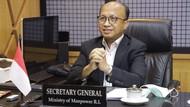 Indonesia-Swiss Bahas Tantangan Ketenagakerjaan di Masa Pandemi