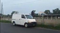 Polisi Serahkan Pemobil Buang Sampah di Kalimalang Bekasi ke Satpol PP